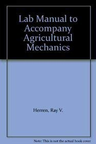 9781401859589: Lab Manual to Accompany Agricultural Mechanics