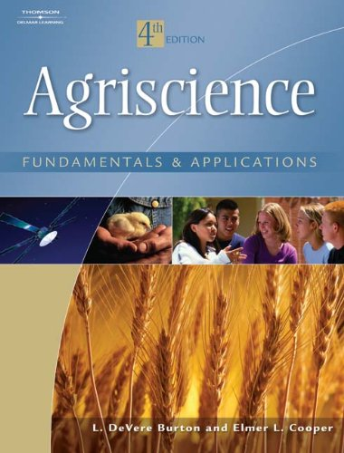 9781401859626: Agriscience: Fundamentals and Applications