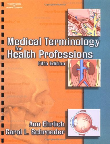 9781401860264: Medical Terminology for Health Professions