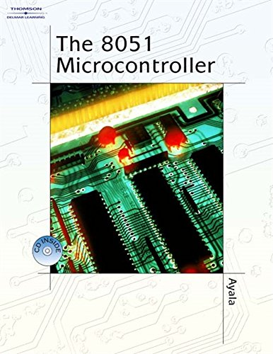 The 8051 Microcontroller, 3rd Edition: Kenneth Ayala