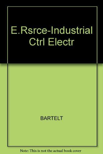 9781401862947: E.Rsrce-Industrial Ctrl Electr