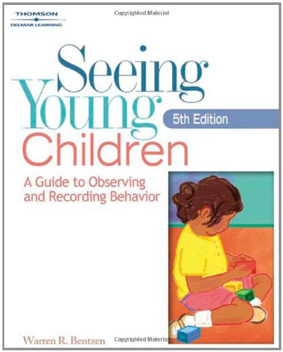 9781401865566: Seeing Young Children: 5th Edition