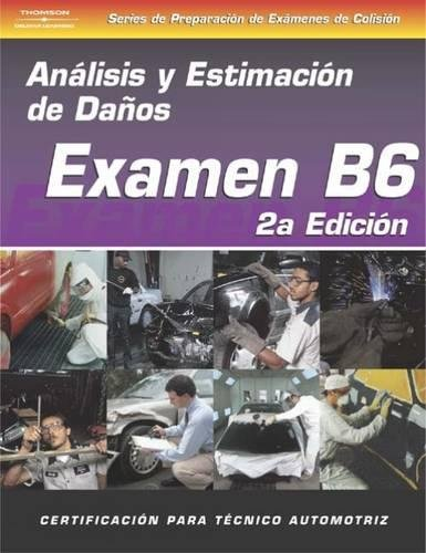 ASE Collision Test Prep Series - Spanish: Delmar, Cengage Learning