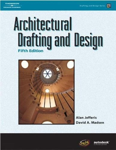 9781401867157: Architectural Drafting and Design