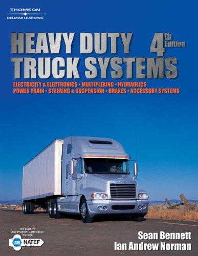 9781401870645: Heavy Duty Truck Systems, 4th Edition
