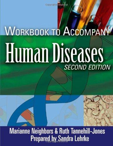 9781401870898: Workbook to accompany Human Diseases