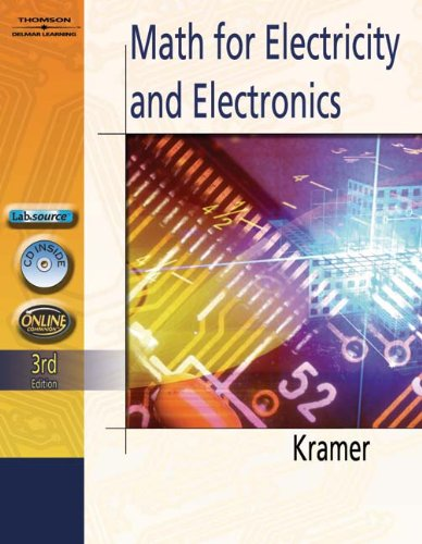 9781401870966: Math for Electricity & Electronics (Applied Mathematics)