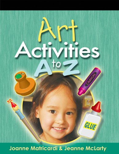 9781401871642: Art Activities A to Z (Activities a to Z Series)