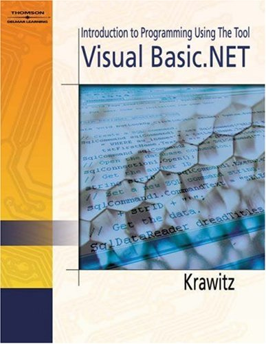 9781401872014: Introduction to Programming using the Tool: Visual Basic.NET