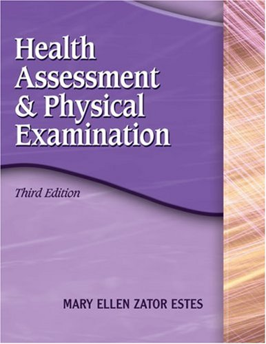 9781401872069: Health Assessment & Physical Examination