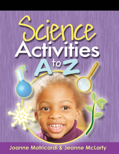9781401872328: Science Activities A to Z