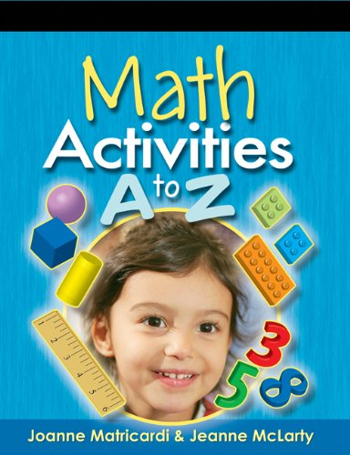 9781401872359: Math Activities A to Z (Activities a to Z Series)