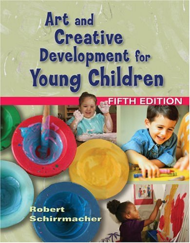 9781401872618: Art and Creative Development for Young Children, 5th Edition