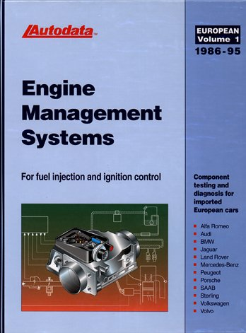 9781401873851: European Engine Management Systems: Fuel Injection/Ignition Controls 1984-95