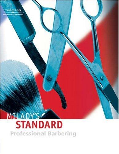 9781401873950: Milady's Standard Professional Barbering