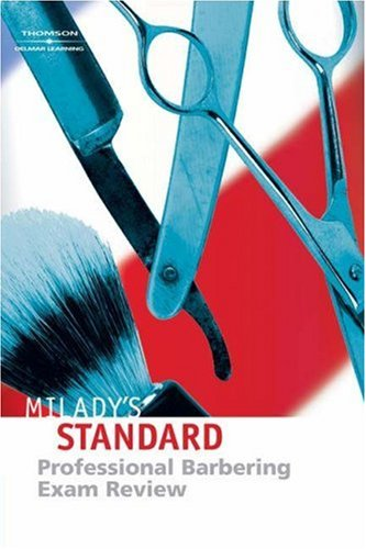 9781401873967: Exam Review for Milady's Standard Professional Barbering