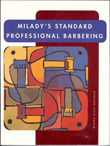 9781401874711: Milady's Standard Professional Barbering