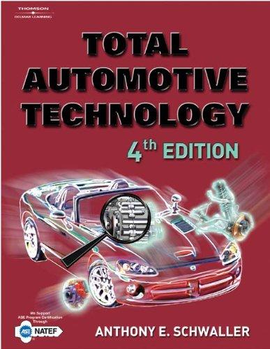 9781401877422: Bundle: Total Automotive Technology + Workbook