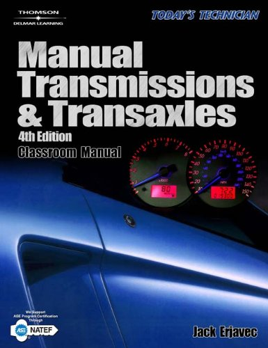 9781401877538: Today's Technician: Manual Transmissions & Transaxles: Shop and Classroom manuals (2 VOLUME SET)