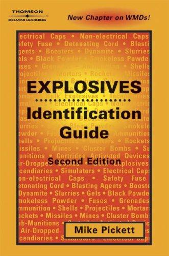 9781401878214: Explosives Identification Guide