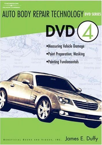 Auto Body Repair Technology DVD 4 (9781401878580) by James E. Duffy