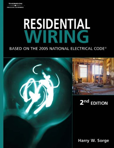 9781401878665: Residential Wiring: Based On The 2005 National Electric Code