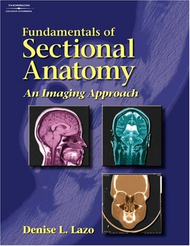 9781401879327: Workbook to Accompany Fundamentals of Sectional Anatomy: An Imaging Approach