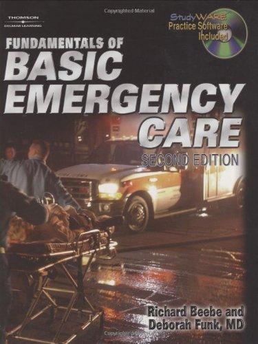 9781401879334: Fundamentals of Basic Emergency Care