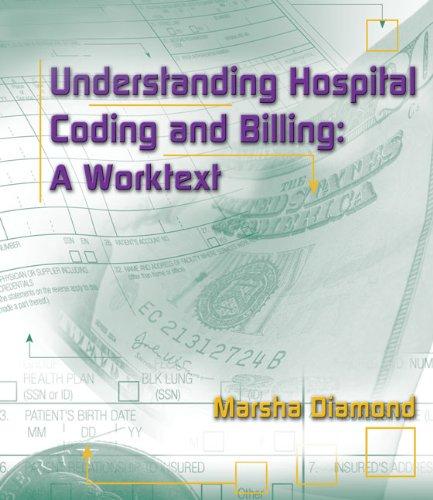 9781401879433: Understanding Hospital Coding and Billing: A Worktext