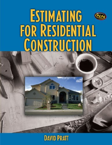 9781401879471: Estimating for Residential Construction