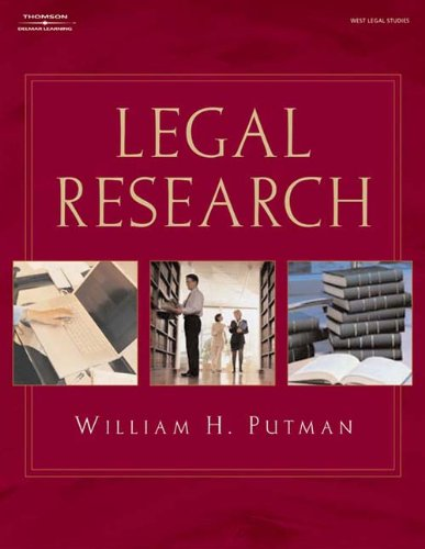 9781401879587: Legal Research
