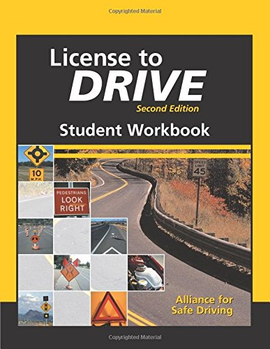 9781401879792: Student Workbook for License to Drive, 2nd
