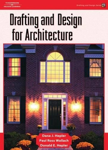9781401879952: Drafting and Design for Architecture