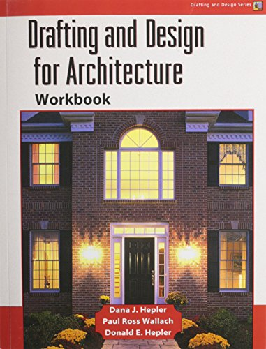 9781401879976: Drafting and Design for Architecture Workbook