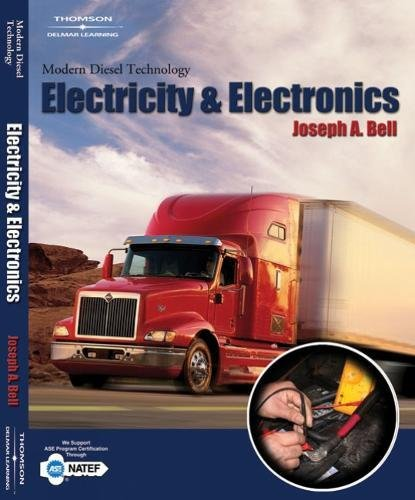 Modern Diesel Technology: Electricity and Electronics: Bell, Joseph