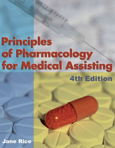 9781401880170: Principles of Pharmacology for Medical Assisting