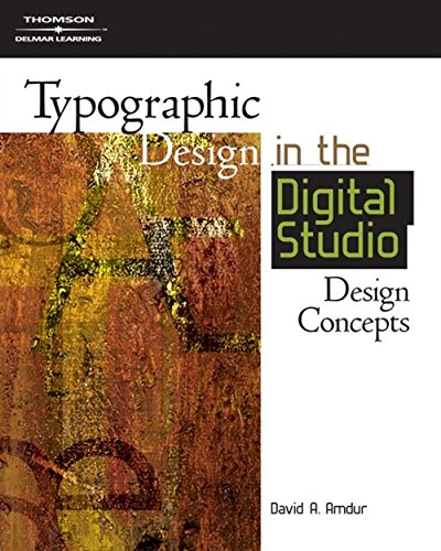 9781401880934: Typographic Design in the Digital Studio (Graphic Design/Interactive Media)