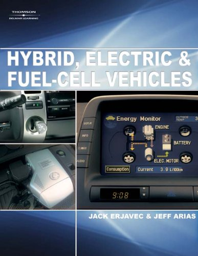 9781401881085: Hybrid, Electric and Fuel-Cell Vehicles