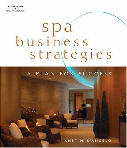 9781401881641: Spa Business Strategies: A Plan for Success