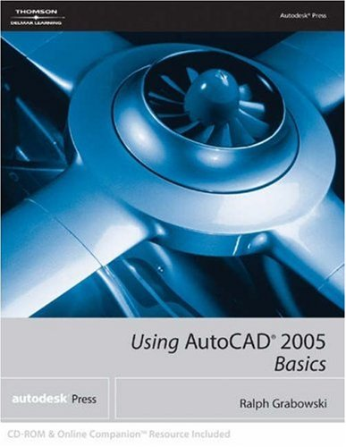 9781401883850: Using AutoCAD 2005: Basics