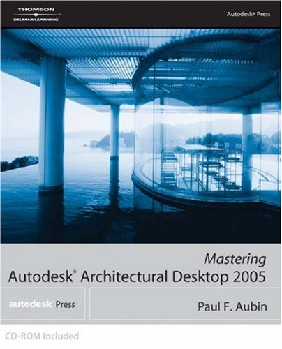 9781401884789: Mastering Autodesk Architectural Desktop