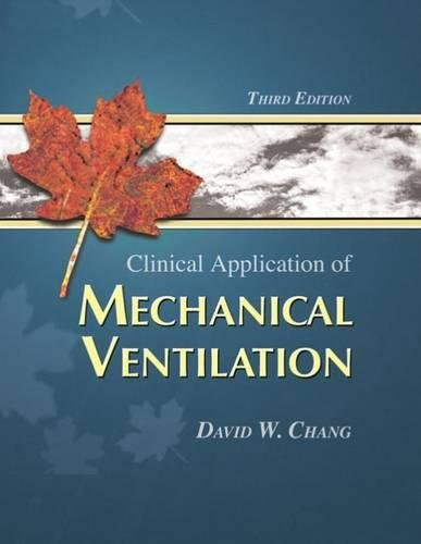 Application edition 4th of mechanical clinical pdf ventilation