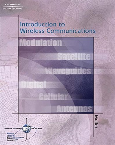 Wireless Telecommunications Systems and Networks: Mullett, Gary J.