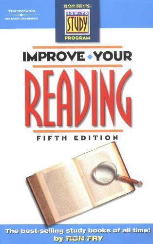 9781401889159: Improve Your Reading (HOW TO STUDY SERIES)