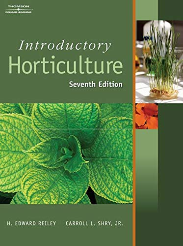 9781401889524: Introductory Horticulture, 7th Edition