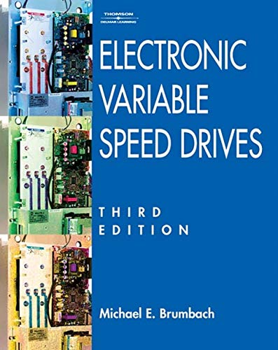 9781401889623: Electronic Variable Speed Drives