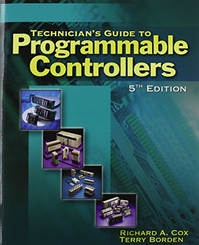 9781401890070: Technician's Guide to Programmable Controllers