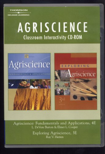 9781401896522: Classroom Interactivity CD-ROM for Herren's Exploring Agriscience, 3rd