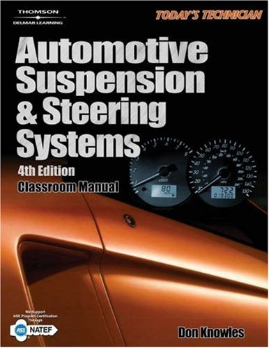9781401896829: Automotive Suspension & Steering Systems (2 Volumes)