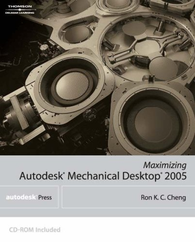 9781401896874: Maximizing Autodesk Mechanical Desktop 2005